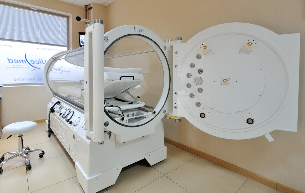 Medicina Hiperbárica. Indicaciones principales