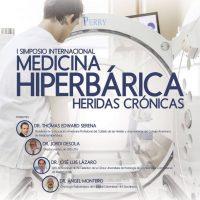 I Simposio Internacional de Medicina Hiperbárica y Heridas Crónicas